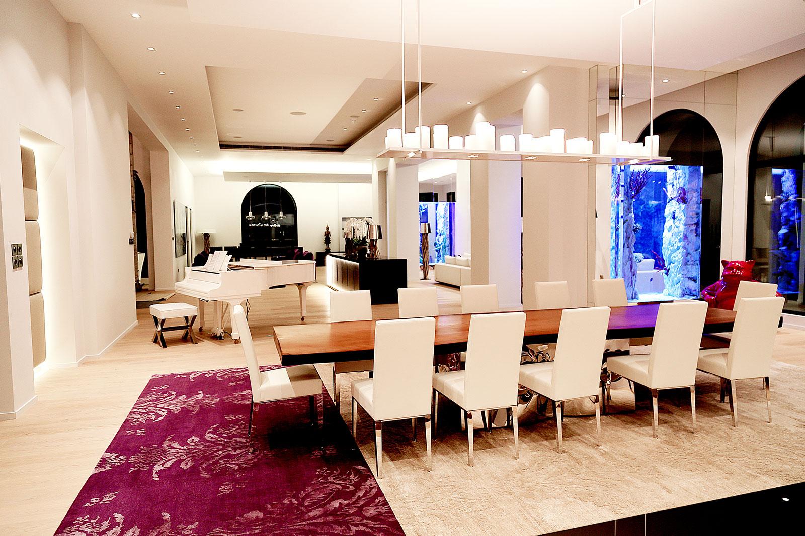zoom sur la maison connect e blog home. Black Bedroom Furniture Sets. Home Design Ideas